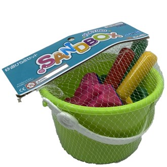 Beach Bucket set (Sandbox)