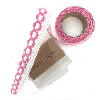 Fabric Tape Lace Type