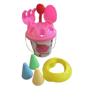 Beach Bucket set (Icecream)