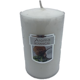 6x10 Scented Candle -  White