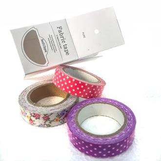 Fabric Gum Tape 3Pcs Set