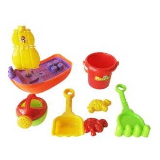 Beach Boat 7Pcs