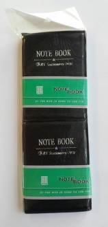 Pocket Note Book 2Pcs