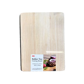 Rubber Tree Cutting Board 32x24cm