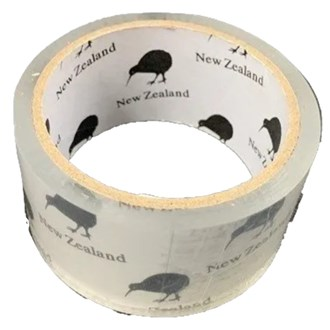 Clear Packing Tape 48mm x 50M