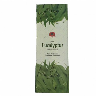 Incense Hexa - Eucalyptus (20Sticks)