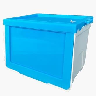 Cube Storage Box - Blue