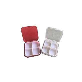 Pill Box(4 partition)