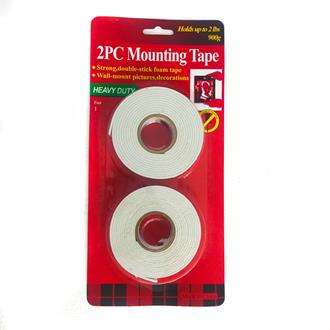 Mounting Tape 2Pcs Foam
