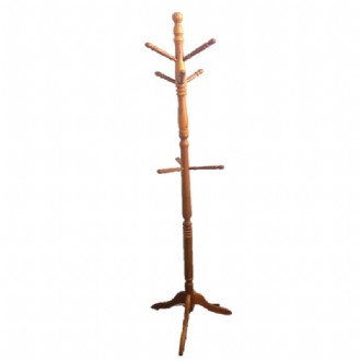 Hat Stand 1.8M Bamboo