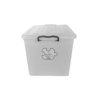 Storage Box with wheels 50L