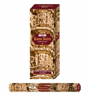 Incense Hexa - Kamasutra (20Sticks)