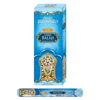 Incense Hexa - Lord Balaji (20Sticks)