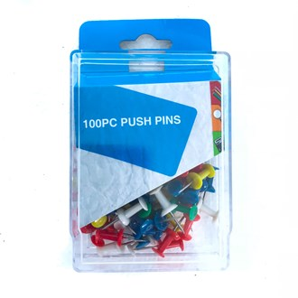 Push Pin 100Pcs