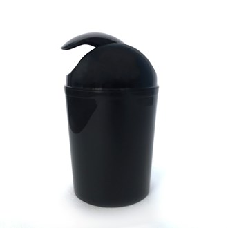 Waste Pail 10L Black