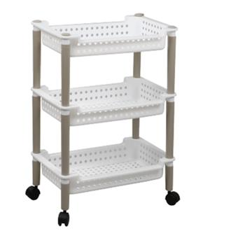 3 Tier Shelf Rect.