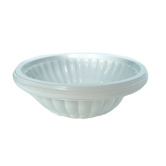 Bowl Plastic 8pcs 500ml
