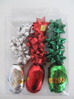 Ribbon & Bow 12Pcs - CLEARANCE