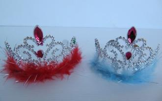 Crown Silver / B-day 12pcs