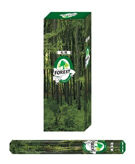 Incense Hexa - Forest (20Sticks)
