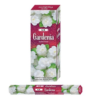 Incense Hexa - Gardenia (20Sticks)
