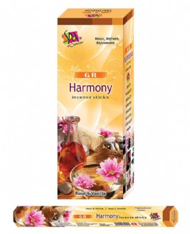 Incense Hexa - Harmony (20Sticks)