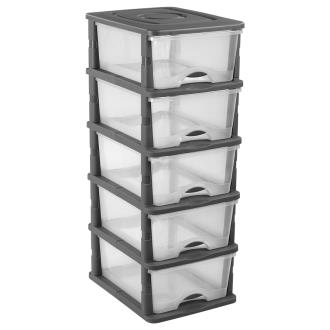 5 Drawer set w Wheel