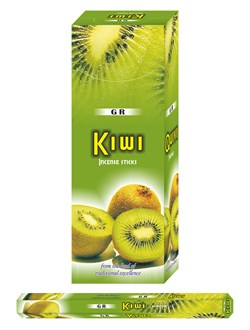 Incense Hexa - Kiwi Fruit
