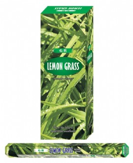 Incense Hexa - Lemon Grass (20Sticks)