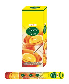 Incense Hexa - Lemon Tea (20Sticks)