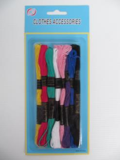 Sewing Thread, Emboidery