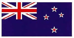NZ Flag/Stand  S